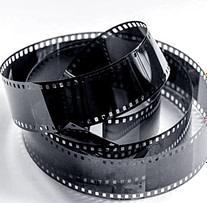 35mm negative film scanning service